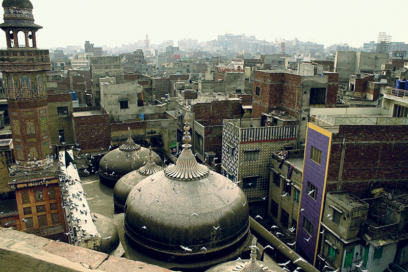 Old Lahore. Photo by artasiapacific. From http://tinyurl.com/phnlyrn